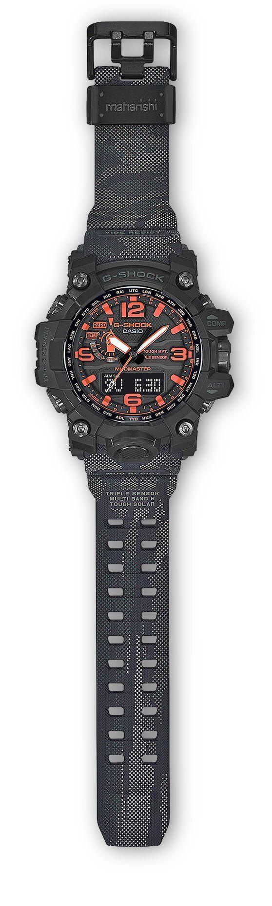 45 Best G Shock Images On Pinterest Digital Watch Black Watches Precise Denzel M Hitam Maharishi X Mudmaster Gwg 1000mh 1a Menswatchesmilitary