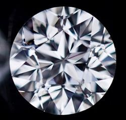 The Vinci Diamond, cut in Divine Proportion
