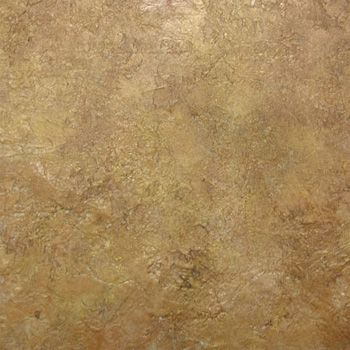 Pelato Pittura   A variety of products are used to create the finish, but it starts with a thick coat of Versiplast covered by a coat of Blue Pearl Metallic Paint in Copper. Other products used include Bella Crackle, Bella Sabbia and Blue Pearl's colorants.