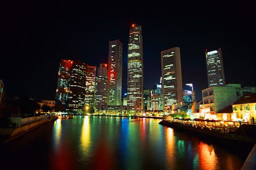 Great Night Life in Singapore!