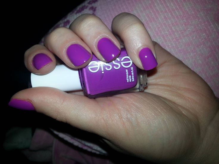 loving this color: DJ Play That Song (essie)