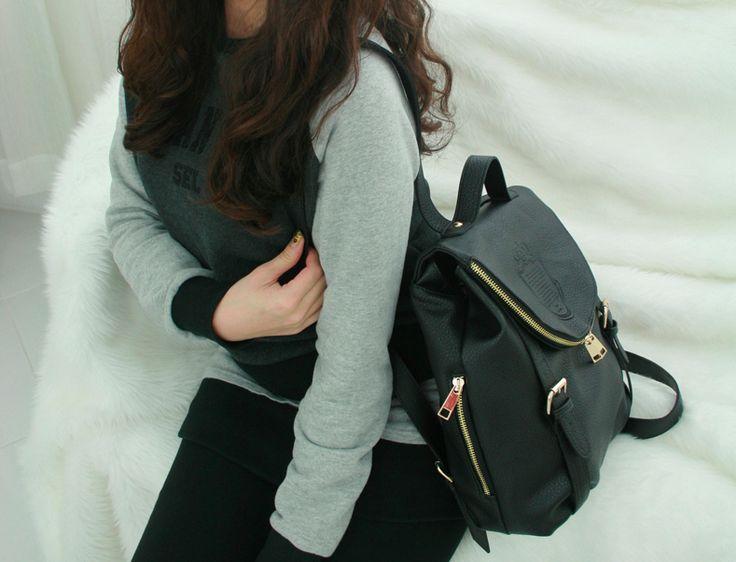 www.KoreanFashionista.com #koreanfashion #koreanbags #backpacks