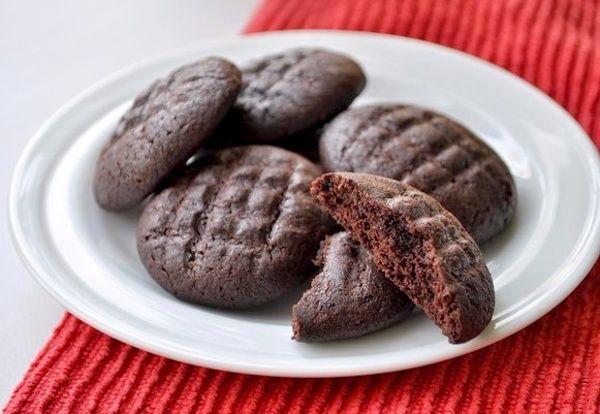 Шоколадное печенье брауни из какао | Печем и варим
