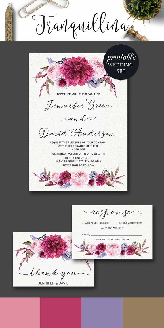 Best 25+ Lilac wedding invitation suites ideas on Pinterest ...