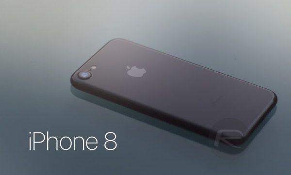 El iPhone 8 llegaría en Septiembre con cantidades limitadas