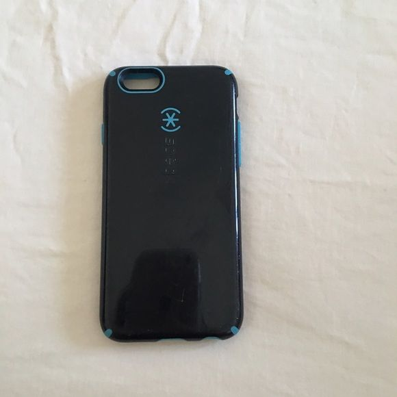 Speck iPhone 6 Case Good condition. Scratches on the back are visible when holding it into the light Speck Accessories Phone Cases