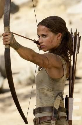 Tomb Raider (2018) on IMDb: Movies, TV, Celebs, and more...
