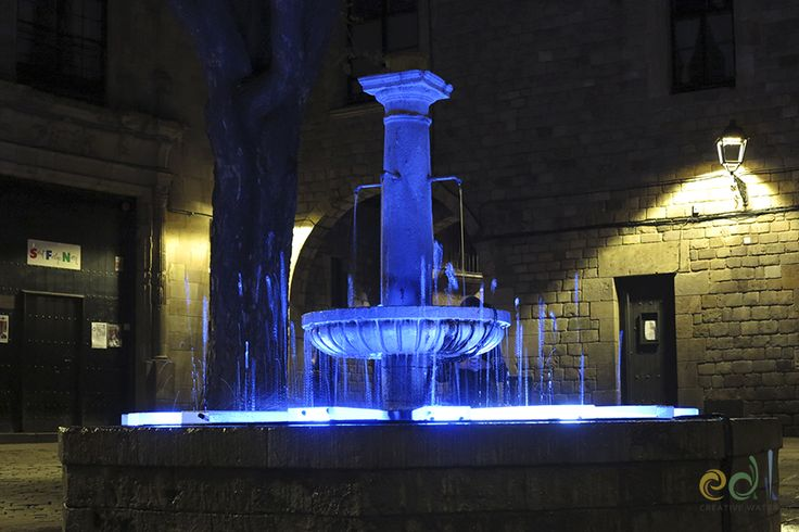 Santa Eulalia Show. EDL Dancing Fountain  #edl #edlcreativewater #edlwater #edldesign #water #edldancingfountains #dancingfountain #dancingfountains #fountain #ornamentalfountain #waterdesign #design #architecture #fountaindesign