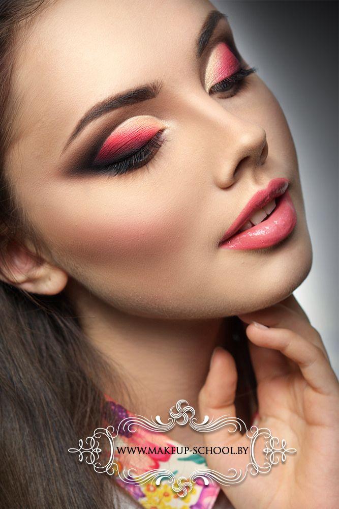 Make Up School by Anastasia Aliaksandrovich ultra-style.biz