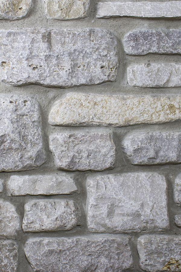 Thin Brick Veneer Stone Natural Thin Stone: Cream City River Rock In 2019