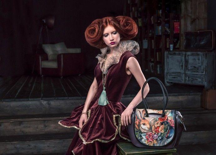 "Новая коллекция сумок ""Skazki"" от Ante Kovac."