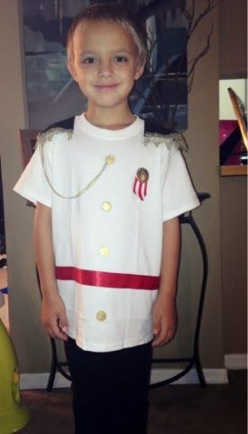 Mamma of Mayhem: DiY Boys Prince Costume