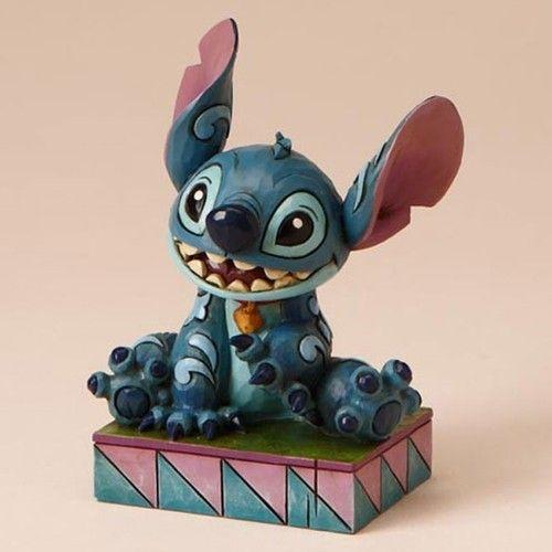 Jim Shore Ohana Means Family-Stitch Personaliity Pose Figurine (Disney Tradition) - Jim shore heartwood creek 4016555 $32. Australian store, International Shipping available