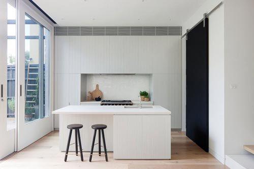 Open keuken met eilandInterieur inrichting | Interieur inrichting