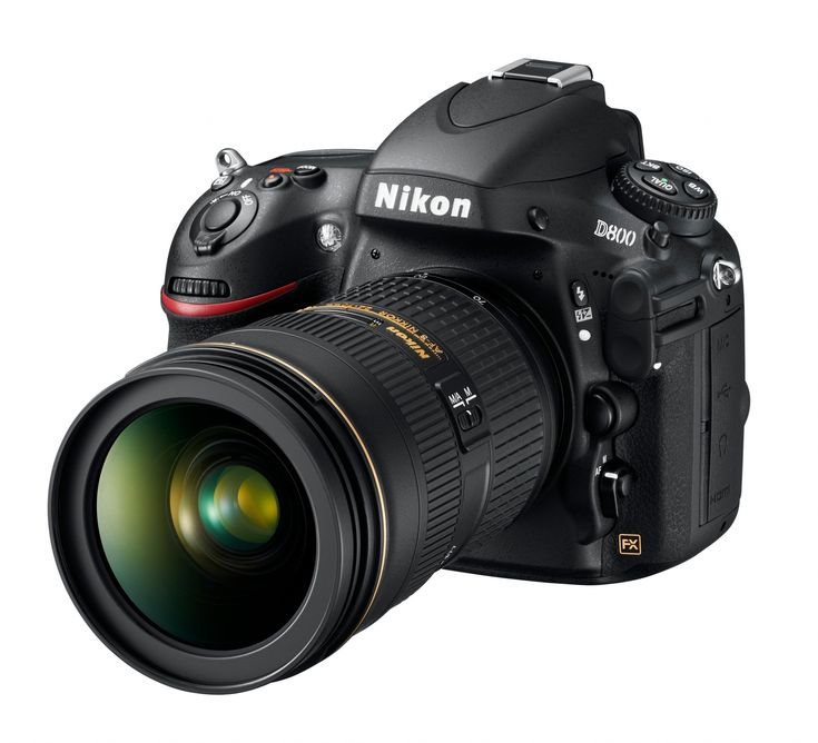 HOW TO USE NIKON D800