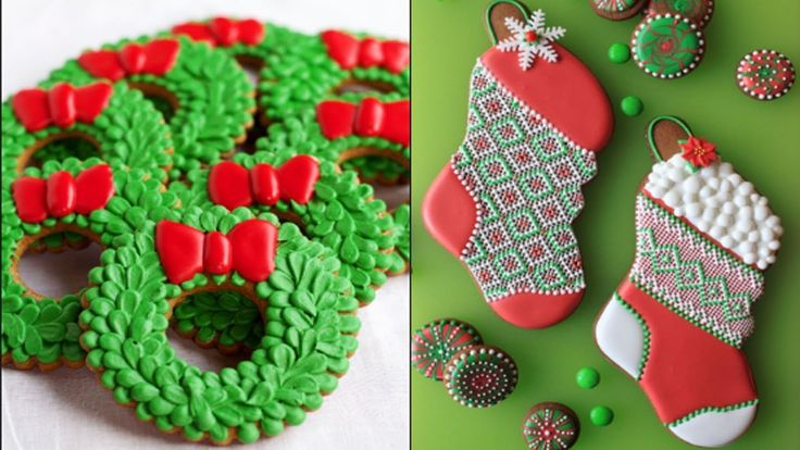 Top 100 Amazing Cookies Art Decorating Ideas Compilation - Awesome Cooki...