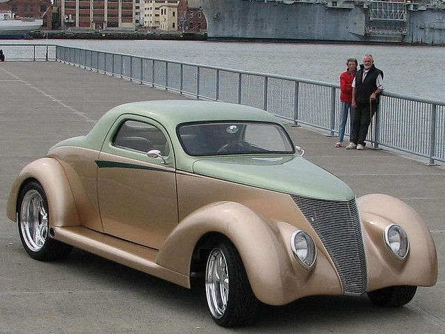 1937 Ford Coupe (Custom-Kit) | by V8 Power & 982 best Classic Cars images on Pinterest markmcfarlin.com