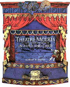 Craft: How to Make a Victorian Toy Theatre  step by step