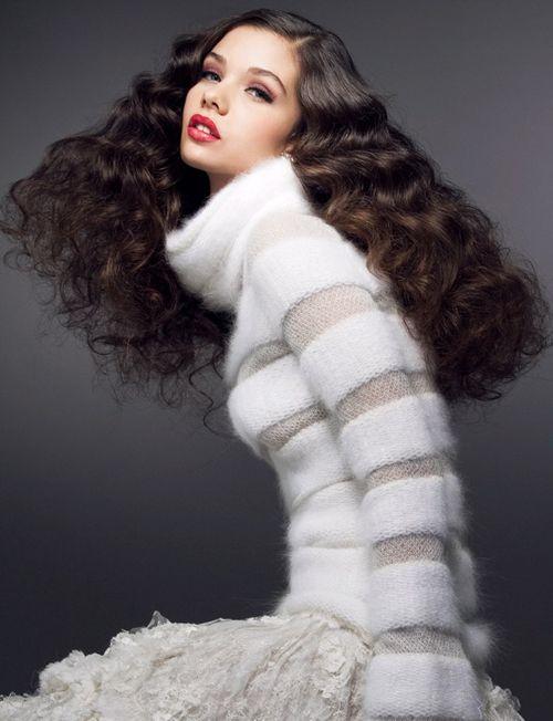 "1968magazine.com  ""Model of the Week""  Name: Carla Trujillo. Agency: Francina Models Spain (Mother Agency)."