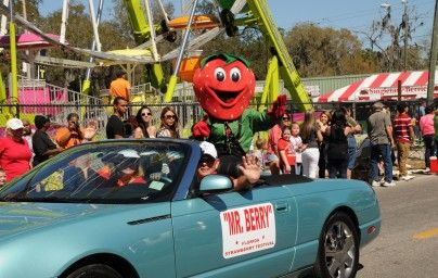Plant City Strawberry Festival | Plant City, FL