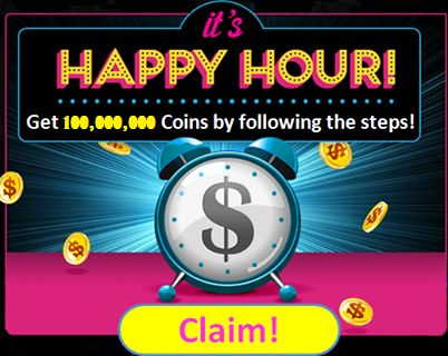 Slotomania 100M Coins