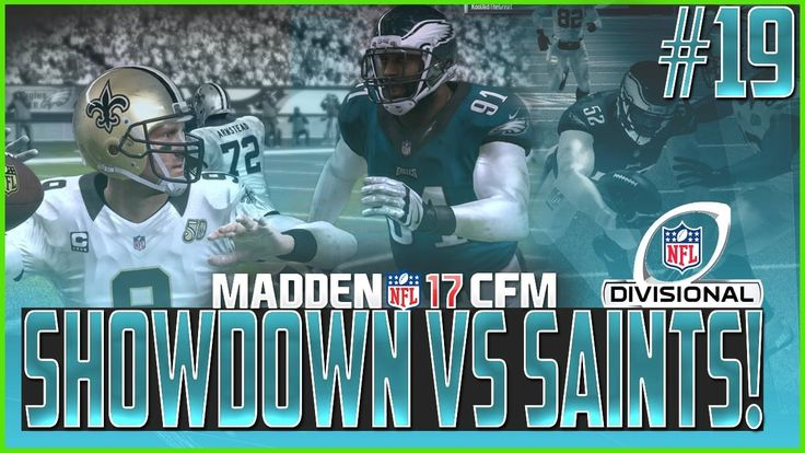 Showdown vs The Saints! Madden NFL 17 Online Franchise Divisional Playoffs EP #19 - http://www.sportsgamersonline.com/showdown-vs-saints-madden-nfl-17-online-franchise-divisional-playoffs-ep-19/
