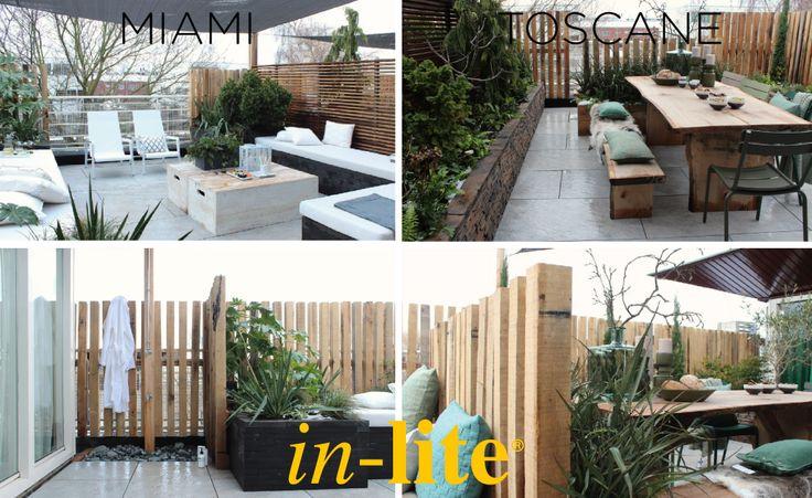Ibiza tuin eigen huis tuin