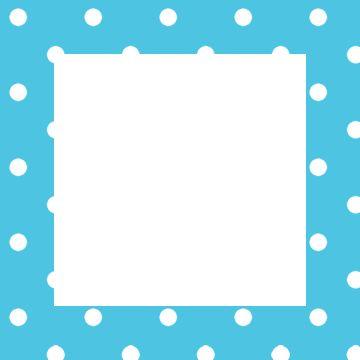 square dot aqua