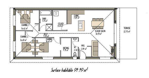 81 best Petites maisons images on Pinterest Blueprints for homes