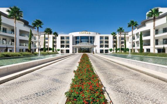 Hotel Conrad Algarve na Quinta do Lago