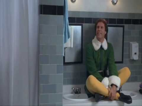 Elf!! My Favorite Parts of the Funniest/ Best Christmas movie of all time