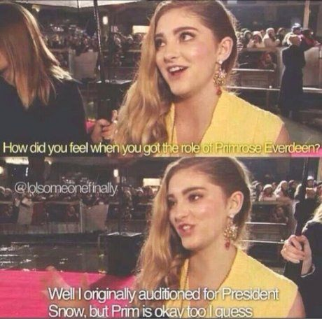 Who knew?! Sassy Prim :D