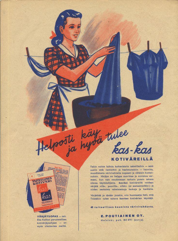 Kas-kas, 1949