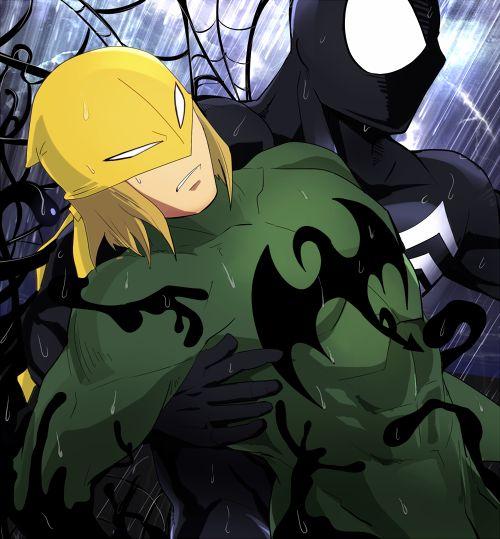 ultimate spiderman danny rand | I LOVE Iron Fist/Danny ...