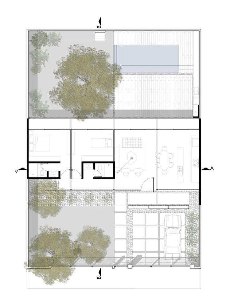 Gallery of La Escondida House / Nou arquitectos - 25