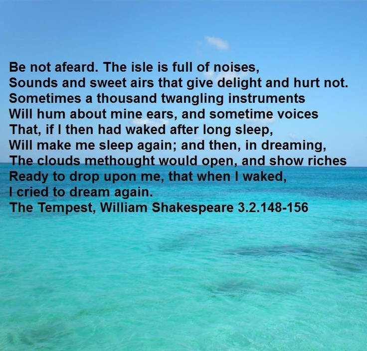 Significance of Caliban in Shakespeare's The Tempest