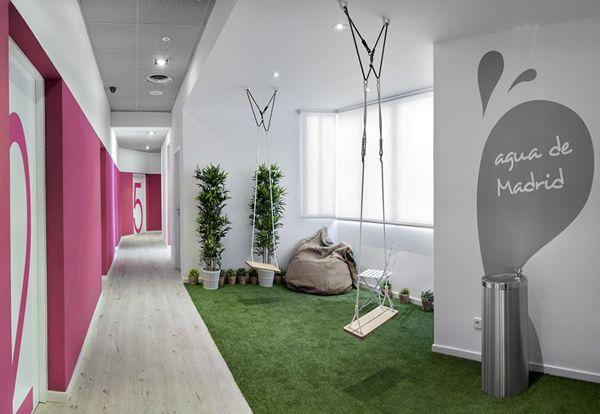 Trendy hostel Madrid