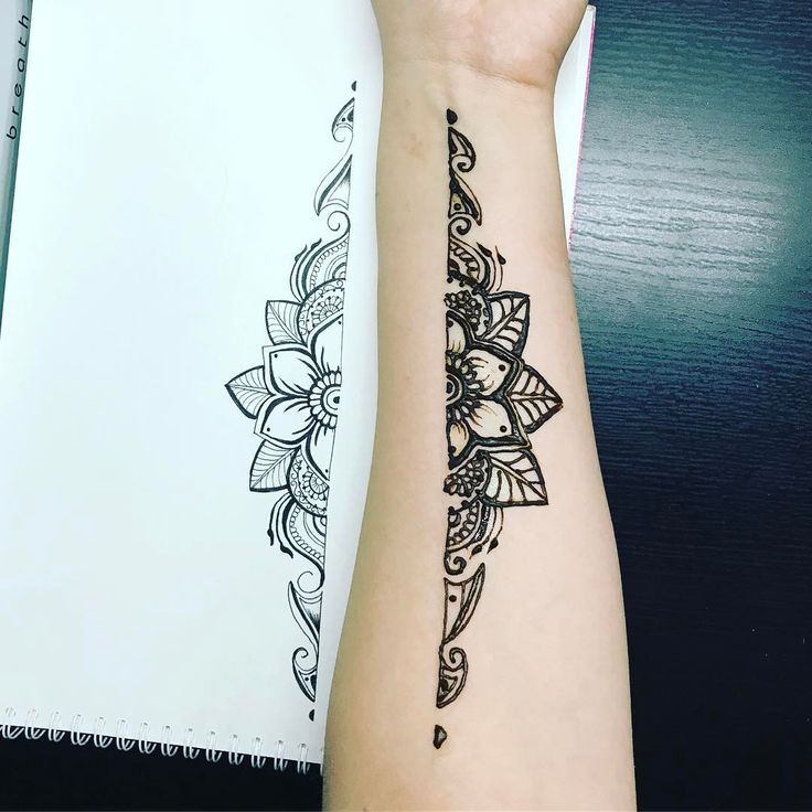 74 besten henna tattoo inspiration bilder auf pinterest mandala t towierung henna vorlagen. Black Bedroom Furniture Sets. Home Design Ideas