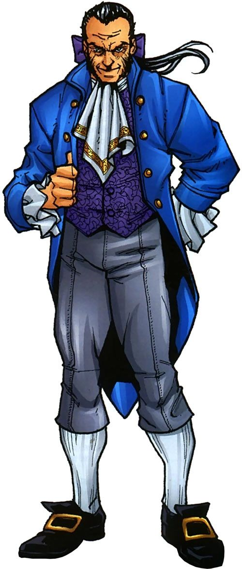 Black King Sebastian Shaw (Marvel Comics) (Hellfire Club). From http://www.writeups.org/black-king-shaw-marvel-comics-hellfire/