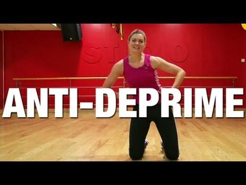▶ Fitness Master Class - Fitness Anti Déprime - YouTube
