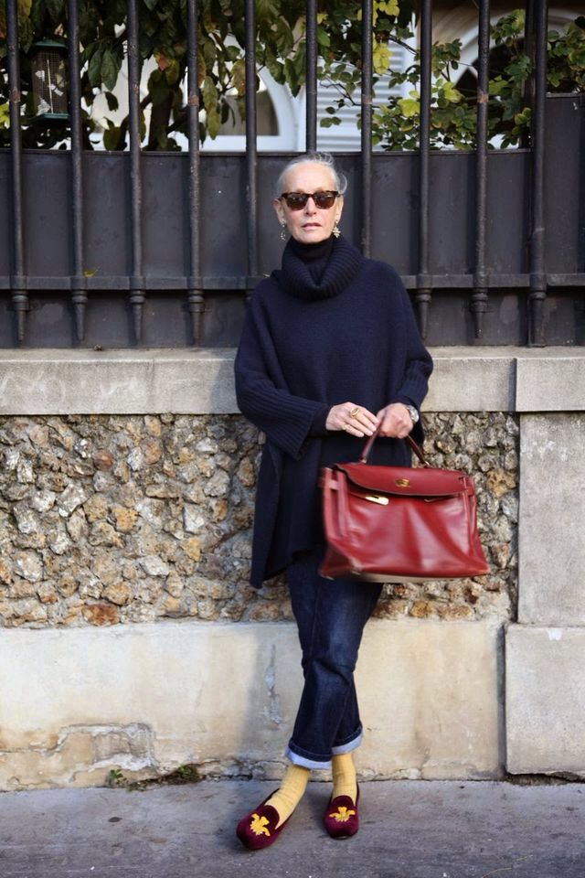 A ride trough fashion, style, interviews, advice and life//fashion for  older women