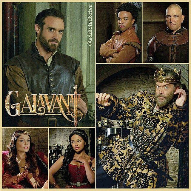 Galavant(ABC): Cast ...................... Iconosquare – Instagram webviewer
