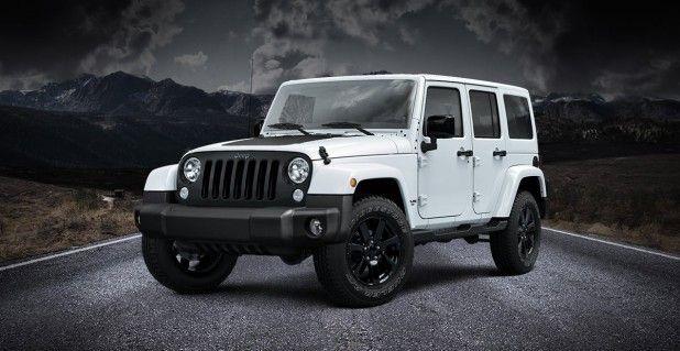 「ジープ」に限定車「Jeep Altitude(ジープ・アルティテュード)」を設定   goo 自動車&バイク