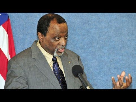 Alan Keyes on God-ordained Natural Marriage - YouTube