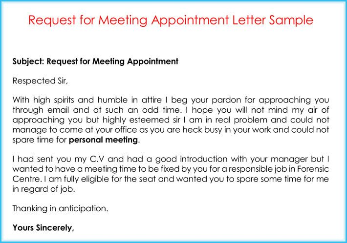 company appointment letters 20 sles exles formats Home Decor