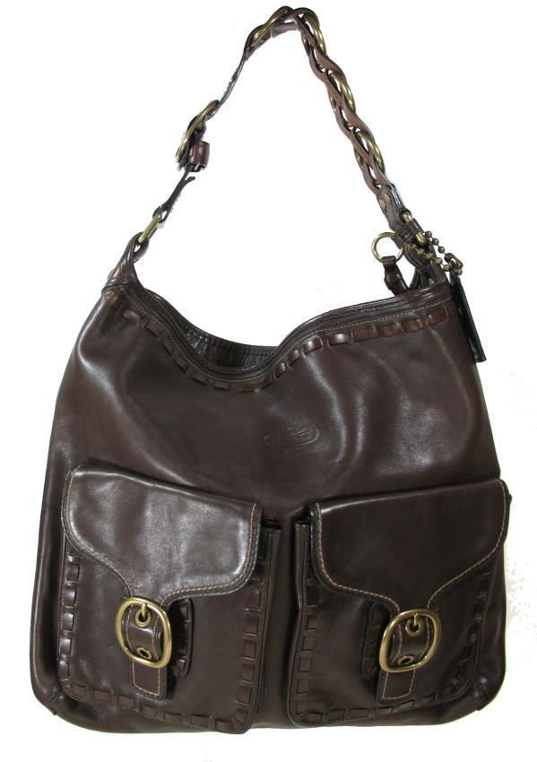 How to Clean a Leather Coach Handbag