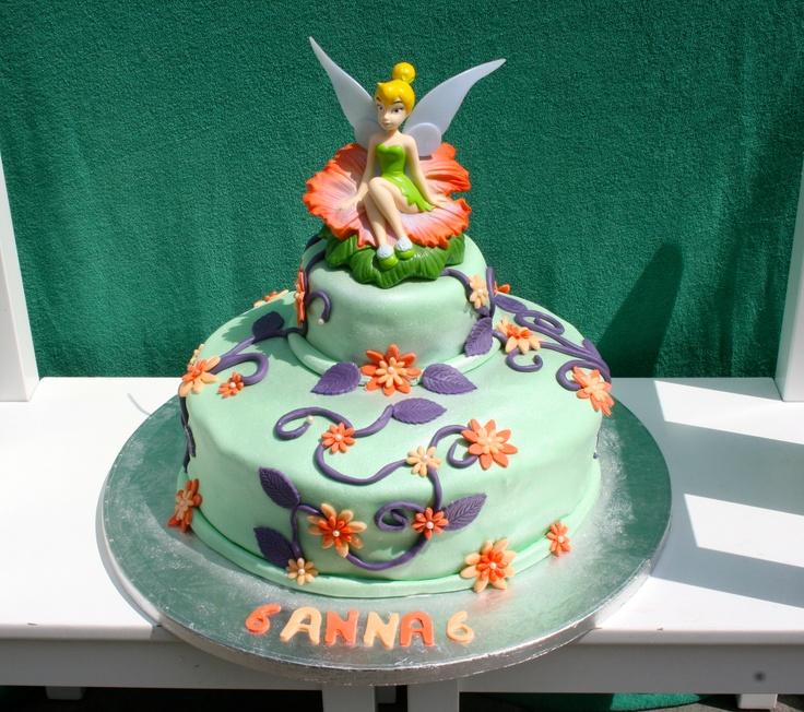 Beautiful Princess Birthday Cakes