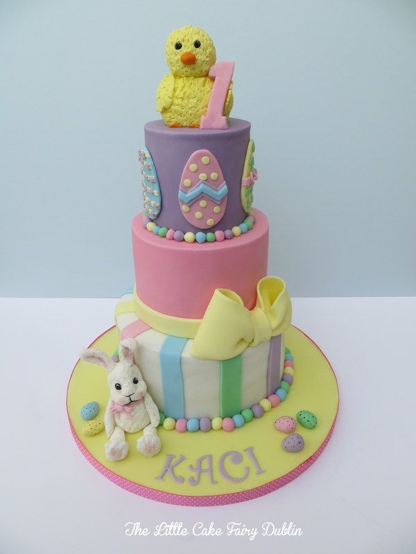 87 best Childrens Cakes images on Pinterest Little cakes 1st