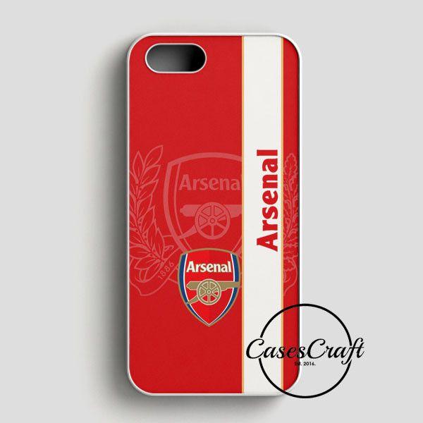 Arsenal Club iPhone SE Case | casescraft