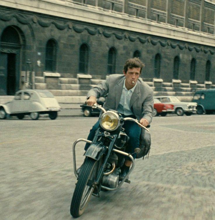 Jean-Paul Belmondo in L'Homme de Rio (Philippe de Broca, 1964)